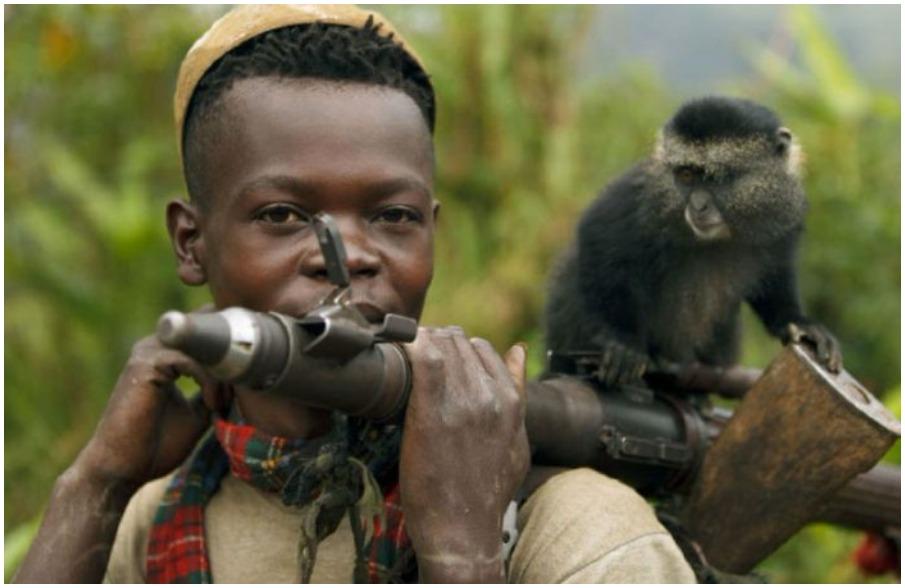 Daniel McCabe - This Is Congo #jedensvet2018