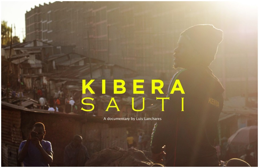 Luis Lanchares - Sounds of Kibera #TDF20