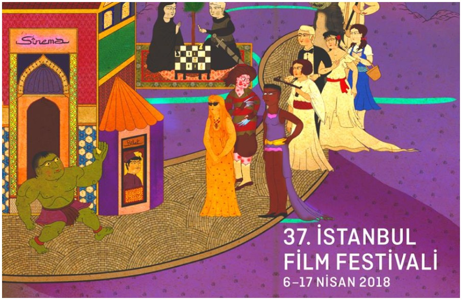 37th Istanbul Film Festival - Istanbul, Turkey #istfilmfest