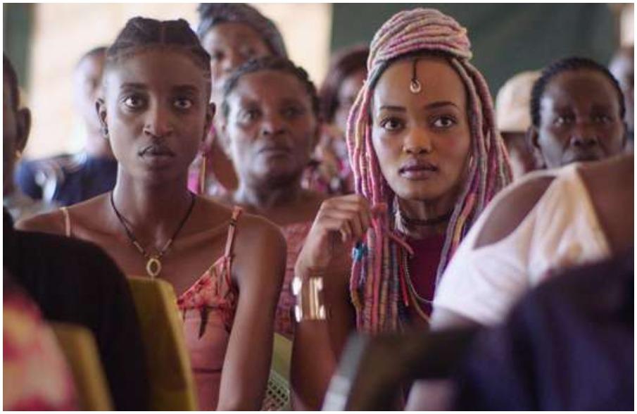 Wanuri Kahiu - Rafiki #Cannes2018