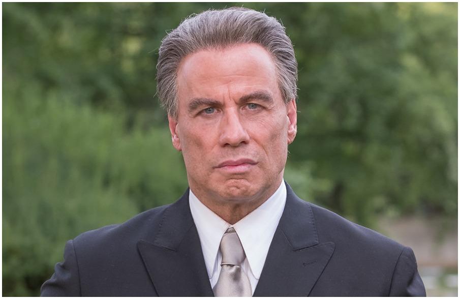 John Travolta - Gotti #Cannes2018