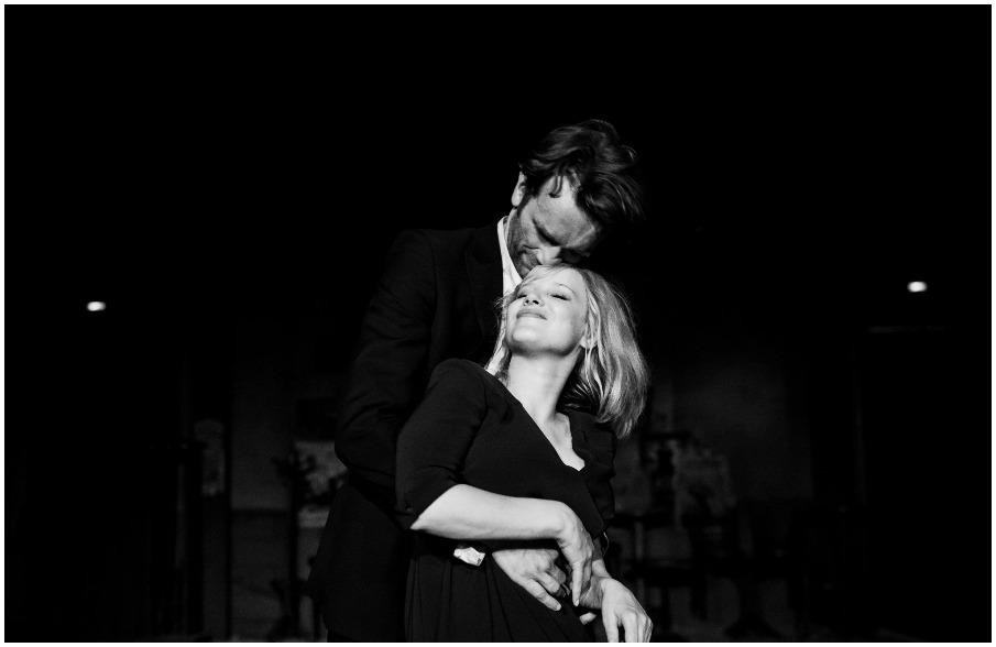 Tomasz Kot, Joanna Kulig - Cold War #Cannes2018
