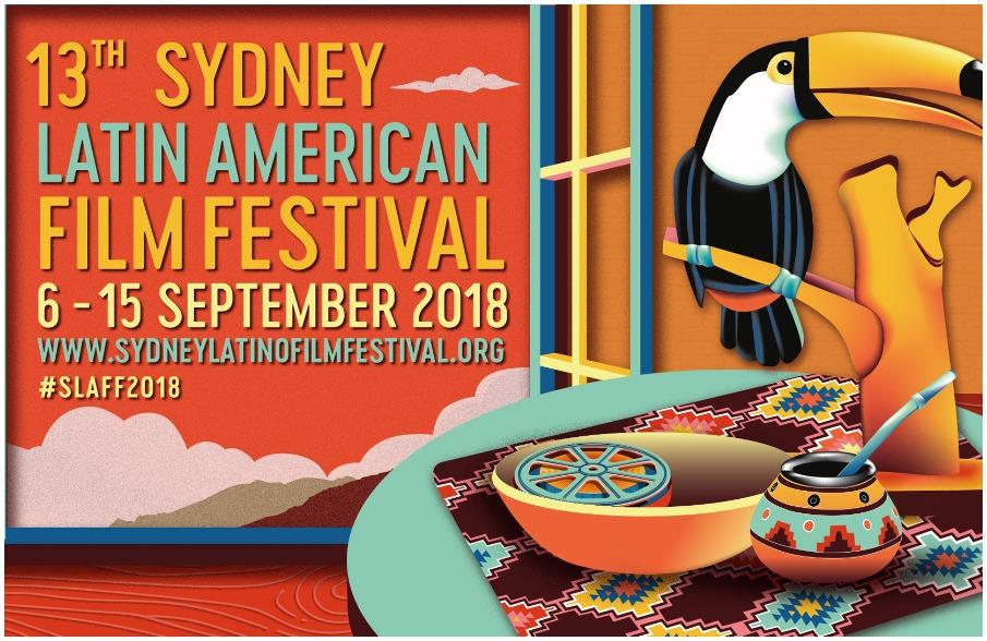 Gisselle Gallego - Sydney Latin American Film Festival #SLAFF2018