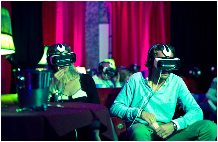 PODCAST | Virtual Reality: The path towards Experiential Storytelling #Venezia73