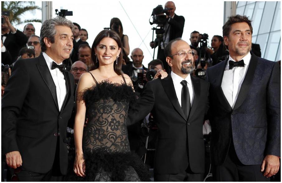Penélope Cruz, Javier Bardem - Todos lo saben #Cannes2108